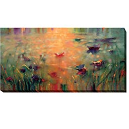 Mystical Memory by Donna Young Premium Oversize Gallery-Wrapped Canvas Giclee Art (Ready to Hang)