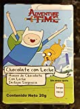 6 Pack Adventure Time Chocolate Eggs Surprise Toy