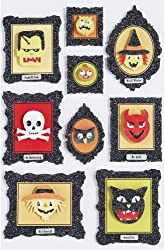 Martha Stewart Crafts Friendly Frame Stickers