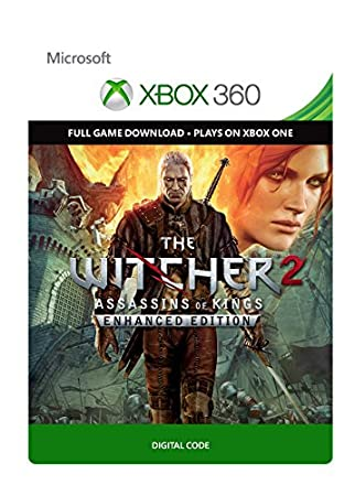 The Witcher 2: Assassins of Kings - Xbox 360 [Digital Code]