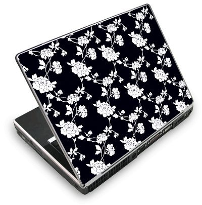 Design Skins f&#252;r TOSHIBA Satellite L670D-11T - Funeral Design Folie
