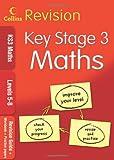 KS3 Maths L5-8: Revision Guide + Workbook + Practice Papers (Collins KS3 Revision): Levels 5-8