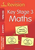 KS3 Maths L5-8: Revision Guide + Workbook + Practice Papers (Collins KS3 Revision): Levels 5-8