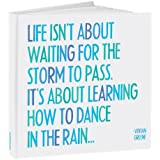 Dance In The Rain Quotable Journal