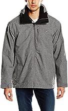 Eider Kargil Veste 3 en 1 Homme Grey Cloudy FR : M (Taille Fabricant : M)
