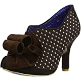 Irregular Choice Womens Hook Line Sinker Court Shoes