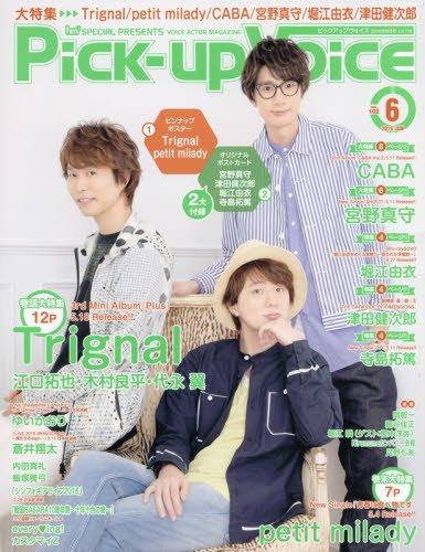 Pick-up Voice(ピックアップボイス) 2016年 06 月号 [雑誌]