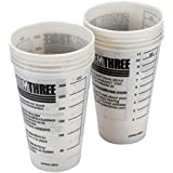 Mixing Cups, Graduated, 12 ounce, 10 pieces
