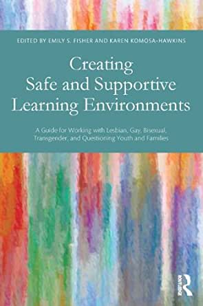 creating safe environments The contents of the national center on safe supportive learning environments web site were assembled under contracts from the us department of education, office of.