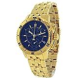 Tissot PRS 200 Blue Dial Mens Sport Watch - T0674173304100 (Color: Blue)