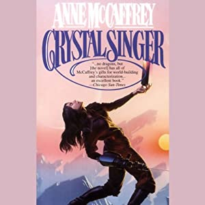 Crystal Singer Audiobook