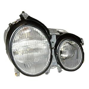 Mercedes benz replacement headlight assembly for Mercedes benz aftermarket headlights