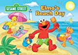 Sesame Street Pop-Up Books-Elmos Beach Day