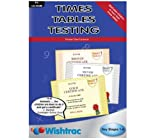 Times Tables Testing PC Software - help your child learn their times tables!