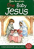 One Baby Jesus: Portfolio of Cards (Bible Storycards) (0824917057) by Pingry, Patricia A.