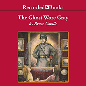 The Ghost Wore Gray | [Bruce Coville]