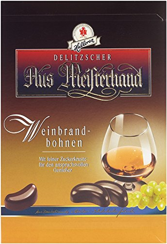 Halloren Aus Meisterhand Brandy Beans with sugar crust 150g