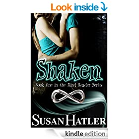 Shaken (Mind Reader Book 1)