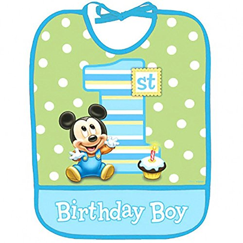 Mickey 39 s 1st birthday party decorations supply pack for 1st birthday party decoration packs