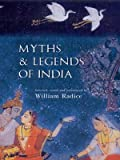 img - for Myths and Legends of India book / textbook / text book