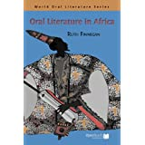 Oral Literature in Africa (World Oral Literature Series)