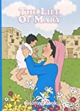 img - for The Life of Mary Coloring Book book / textbook / text book