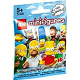 LEGO® Minifigures - The Simpsons(TM) Series - Juego de construcción The Simpsons Los Simpsons (LEGO 71005)