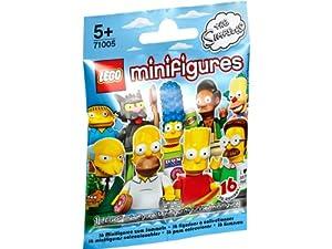 LEGO® Minifigures - The Simpsons(TM) Series - Juego de construcción The Simpsons Los Simpsons (LEGO 71005)