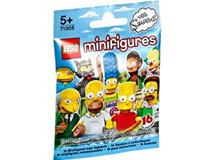 LEGO Minifigures 71005: The Simpsons Series (1 Figure Per Pack)