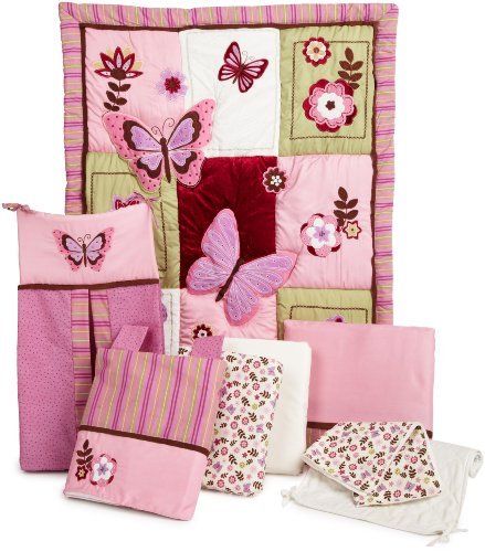 NoJo Emily 8 Piece Bedding Set from NoJo