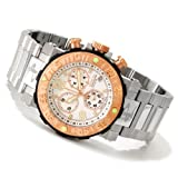 Invicta Reserve Men's Specialty Sea Rover Swiss Made Chronograph Bracelet Watch 10587