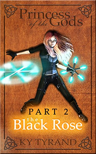 The Black Rose (Princess of the Gods Book 2) (Jedi Quest Series compare prices)