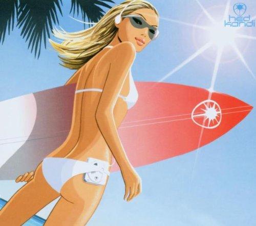 Рисованное фото девушек на пляже