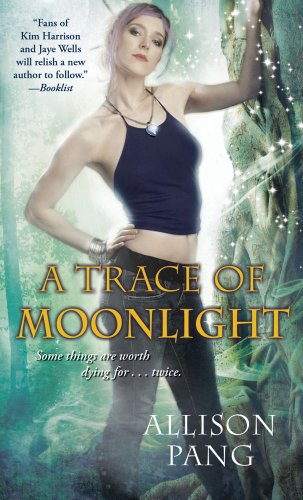 Image of A Trace of Moonlight (Abby Sinclair, Book 3)