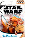 Obi Wan Kenobi Star Wars Animated Clone Wars