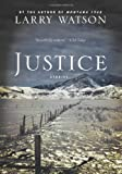 Justice: Stories (1571310924) by Watson, Larry