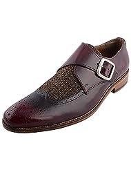D.Desire Men's Leather Formals & Lace-Up Flats - B00Y1EOKCK