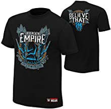WWE - Roman Reigns - Spare No One, Spear Everyone Believe That AUTHENTIC T-SHIRT