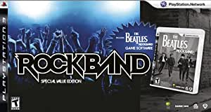 Playstation 3 The Beatles: Rock Band Special Value Edition