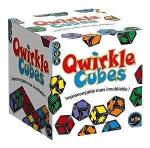 Iello - 51041 - Jeu De Plateau - Qwirkle Cubes