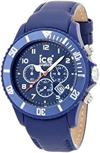 Ice watch ch be b chrono montre homme quartz - Montre ice watch bleu turquoise ...