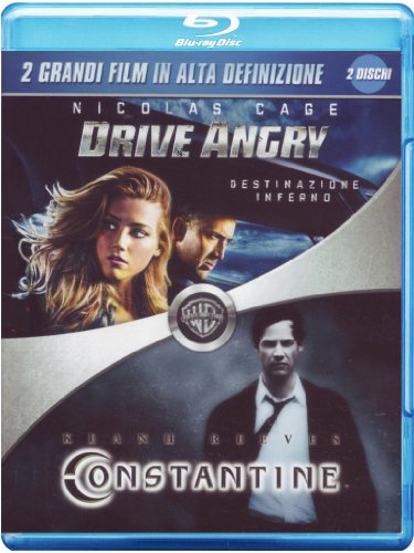 Drive angry + Constantine [Blu-ray] [IT Import]