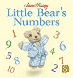 Jane Hissey Little Bear's Numbers (Old Bear)
