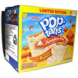 Kellogg's, Pop Tarts, Pumpkin Pie, Limited Edition, 16-Count, 28.2oz Box