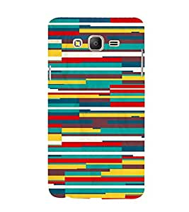 Abstract Art Cute Fashion 3D Hard Polycarbonate Designer Back Case Cover for Samsung Galaxy On5 Pro (2016) :: Samsung On 5 Pro