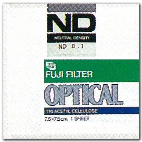 FUJIFILM 光量調整用フィルター(NDフィルター) 単品 フイルター ND 0.3 10X 1