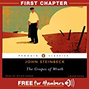 The Grapes of Wrath: First Chapter | [John Steinbeck]