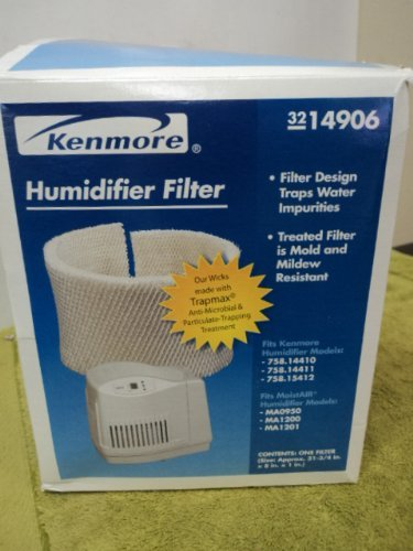 Kenmore Humidifier Wick Filter 14906 - 1