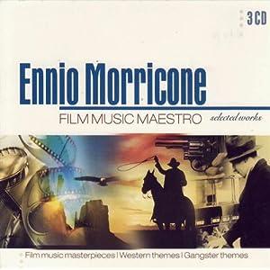 Ennio Morricone -  (CD 3) The Music Of Ennio Morricone