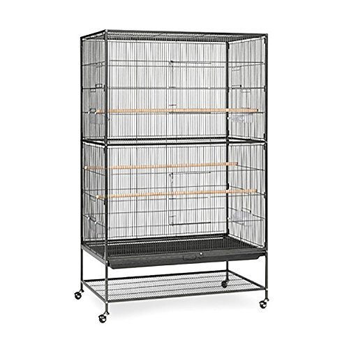 Extra Large Wrought Iron Flight Cage by Prevue Hendryx (Extra Large Flight Cage compare prices)